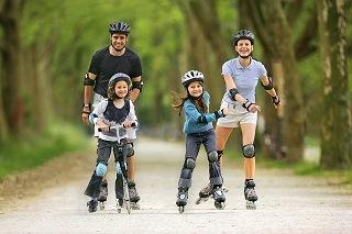 Die Leon Kinder Inline-Skates haben sich sehr gut im Test gezeigt
