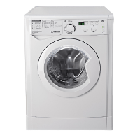 Indesit EWD 61483 W DE Waschmaschine Frontlader Test