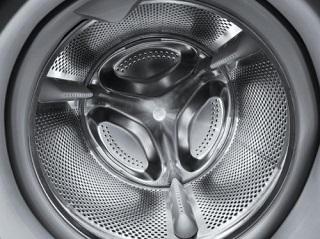 Die EWD 61483 W DE Waschmaschine Frontlader ist sehr gut verarbeitet und modern TEst