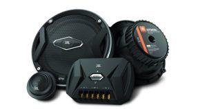 JBL Car GTO 609C (165 mm) 270 Watt 2-Wege Auto-Hifi Komponenten-Lautsprechersystem
