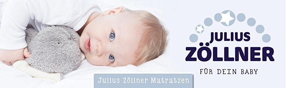 Julius Zöllner 7590200000 Babymatratze Jona, 70 x 140 cm im test