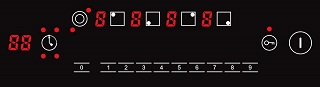 Das NC-7206 Cerankochfeld hat eine einfache bedienung Test