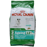 Royal Canin Mini Rasse Alterung Senior Hundefutter