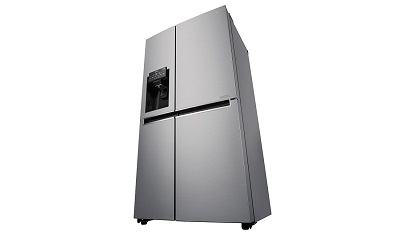 Side By Side Kühlschrank Abmessungen : Lg electronics side by side kühlschränke test die besten
