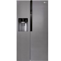 LG Electronics Side-by-Side Kühlschrank GSL 461 im Test