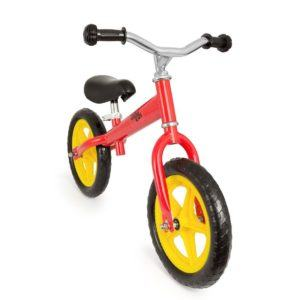 Laufrad - Lauflernrad Road Runner von UNITED-KIDS, diverse Farben, Farbe-Rot