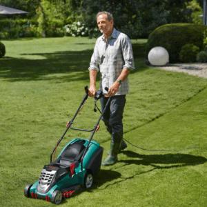 Mühelos zu einem gepflegten Rasen