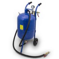 Mobiles Sandstrahlgerät - 80 Liter