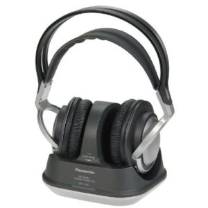 Panasonic RP-WF950E-S Funk-Kopfhörer mit Ladestation (Surround Sound, Auto Tuning, 100 m Reichweite) silber test