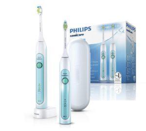 Philips Sonicare HealthyWhite Elektrische Zahnbürste mit Schalltechnologie