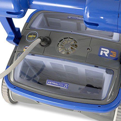 Poolroboter R3 von Astral im Detail