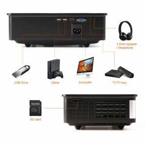 Der Ragu Z720 HD Beamer mit 320 ANSI Lumen im Test und Vergleich
