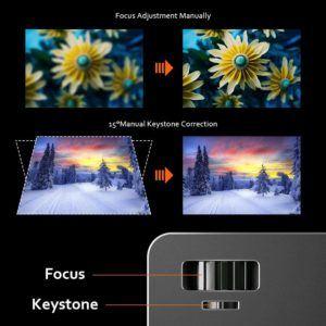 Der Ragu Z720 HD Beamer mit LCD-TFT-Bedienfeld im Test und Vergleich