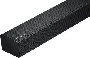 Samsung HW-M450 Soundbar (320W, Bluetooth, Surround-Sound-Expansion) schwarz test
