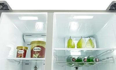 Side By Side Kühlschrank Test 2018 : Samsung rs a gdsr eg side by side kühlschrank im test