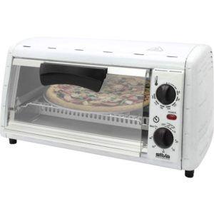 Silva-Homeline MB 1200P Miniback-Pizzaofen, 12 L Backraum, 1200 W