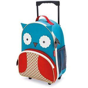 Skip Hop 212304 Kinderreisetrolley, Zoo Luggage Owl