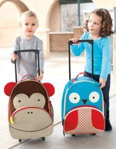Skip Hop 212304 Kinderreisetrolley, Zoo Luggage Owl im test