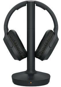 Sony MDR-RF895RK kabellose Kopfhörer (bis zu 100 Meter Reichweite, Geräuschminimierungssystem, 40-mm-Treiber, automatische Frequenzsuche, bis zu 20 Stunden Akkulaufzeit) Schwarz im test