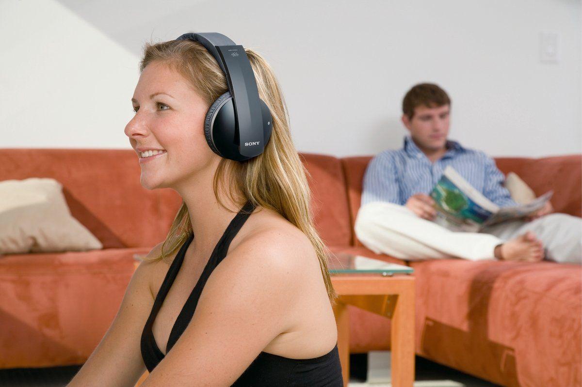 Sony MDRDS6500 Funkkopfhörer in 7.1 Digitalqualität, schwarz Test