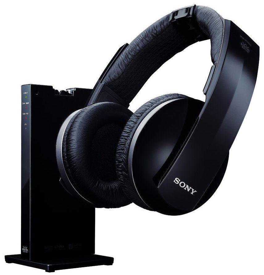 Sony MDRDS6500 Funkkopfhörer in 7.1 Digitalqualität, schwarz im Test