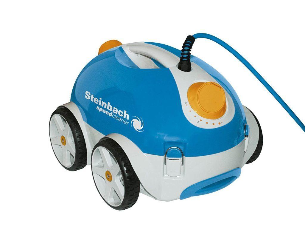 Poolroboter SpeedCleaner von Steinbach in blau