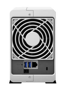 Synology DS218J 2 Bay Desktop-NAS-Gehäuse test