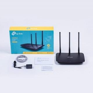 DEr TL-WR940N N450 Router hat eine sehr gute Verbindungsqualität Test