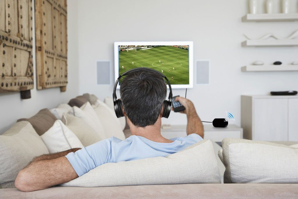 TV Funkopfhörer, Jelly Comb Kabellos Kopfhörer im test