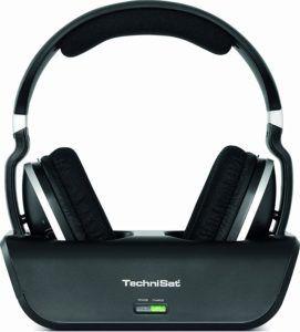 TechniSat StereoMan 2 (2,4GHz Funkkopfhörer) schwarz