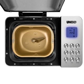 Der UNOLD Brotbackautomat 68456 mit guter Qualitet im Test