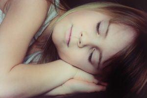 Kind Schlafend 1