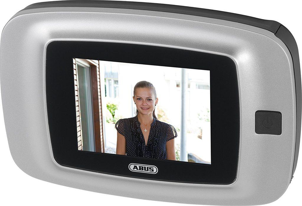 ABUS Digitaler Türspion mit Kamera im Test