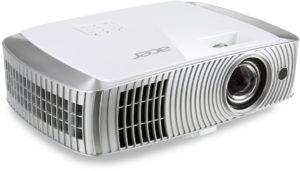 Acer H7550ST DLP Projektor (Full HD 1920 x 1080 Pixel, 3.000 ANSI Lumen, Kontrast 16.000-1, 3D,Kurzdistanz)