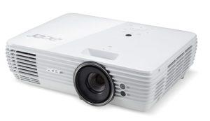 Acer H7850 DLP Projektor (Native 4k UHD 3840 x 2160 Pixel, Kontrast 1.000.000-1, 3.000 ANSI Lumen)