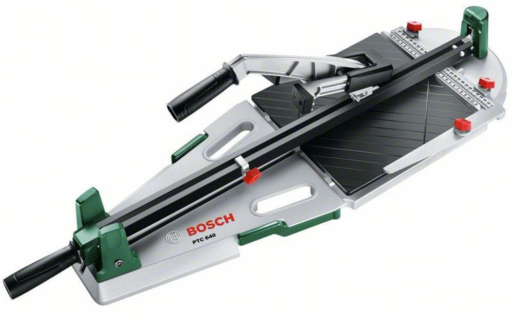 Bosch Fliesenschneider PTC 640 im Test