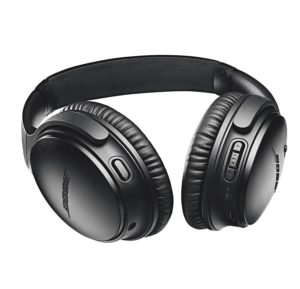 Bose QuietComfort 35 Wireless Kopfhörer II, Standard schwarz test
