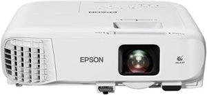 Epson V11H874040 EB-2042 3LCD Beamer (XGA 1024 x 768, 4400 ANSI Lumen, 15000 1 Kontrast, Split Screen Funktion, 2 x HDMI)