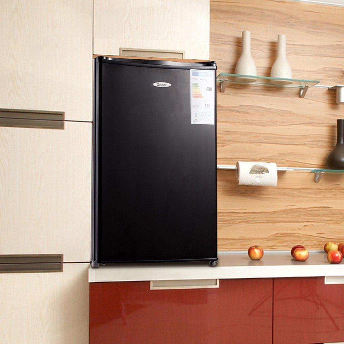 Design und Einbaumöglichkeiten von dem Einbaukühlschrank mit Gefrierfach