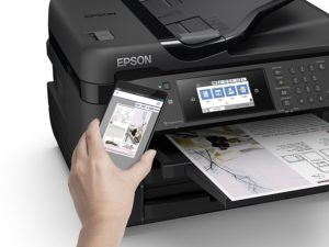 Epson C11CG37412 WorkForce WF-7720DTW 4-in-1-1