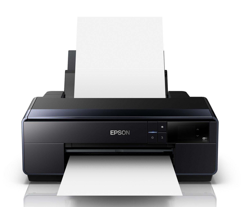 Epson SureColor SC P600 Tintenstrahldrucker Wi Fi Scannen Schwarz