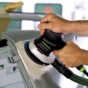 der Festool Exzenterschleifer ETS 1505 EQ - 575057 im test