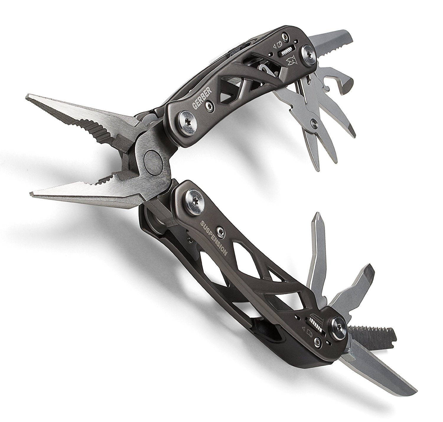 Gerber Multi Tool Suspension Grau 22 01471