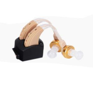 Hören Verstärker alle Digitale Lautstärkeregelung persönlichen Sound Verstärker (Akku, geeignet für linken und rechten Ohr)