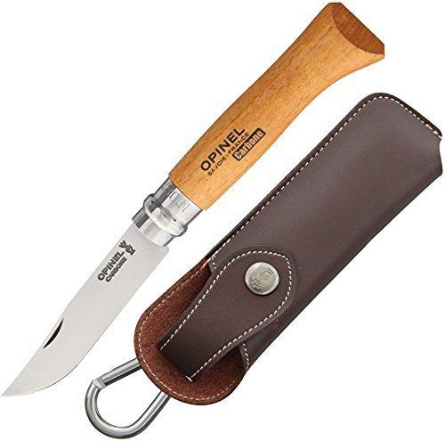 Taschenmesser im Test Holzbox und Etui