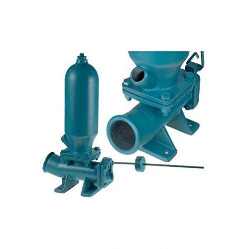 Hydraulischer Widder Wasserpumpe Gartenpumpe im Test