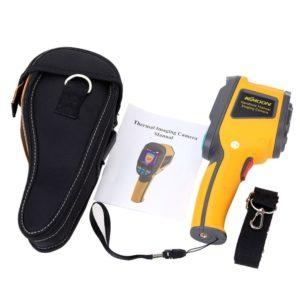 KKmoon Professionelle Wärmebildkamera Tragbare Infrarot-Thermometer im test