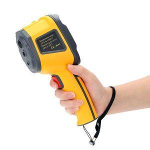 KKmoon Professionelle Wärmebildkamera Tragbare Infrarot-Thermometer test
