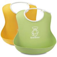 BabyBjörn 046203 Weiches Lätzchen
