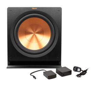 Klipsch R115SW and WA2 Kit Subwoofer